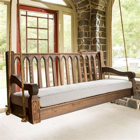 porch sofa swing 17 best images about swing beds on pinterest traditional