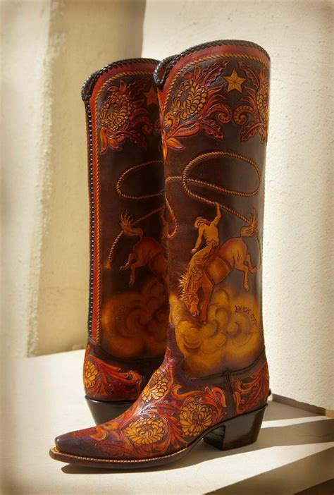 281 best cowboy boots accessories images on