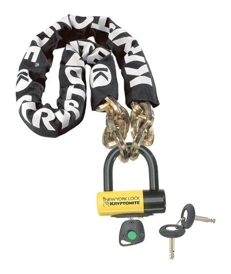 cadenas kryptonite cadena candado bicicleta kryptonite new york