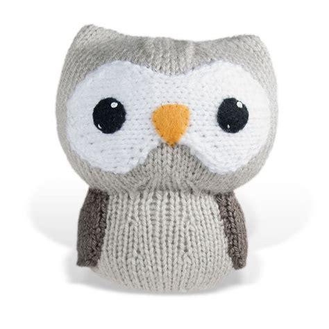 knit amigurumi owl knit amigurumi large pattern