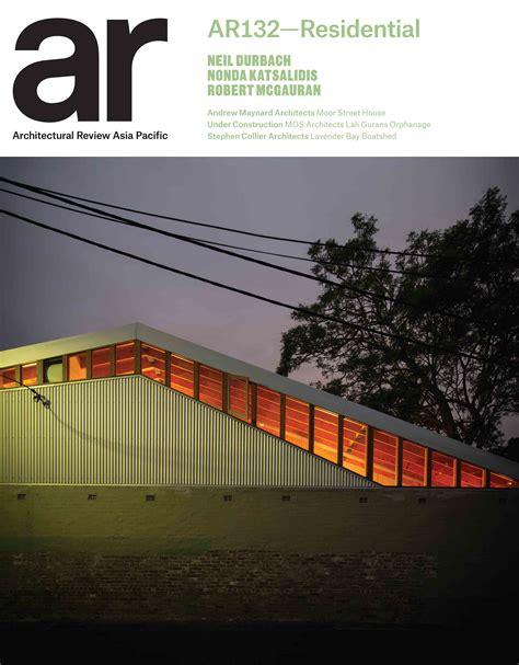 Ar132 Residential Australian Design Review Boca Design Architectural Review Magazine