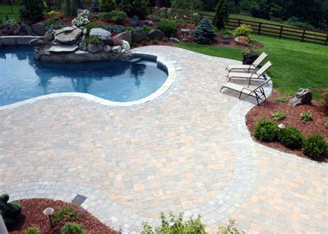 pool paver ideas pool patio 9 jpg