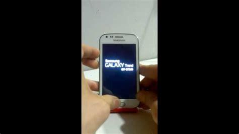 Reset Samsung Trend | hard reset samsung galaxy trend gt 7560 youtube
