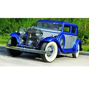 The Duesenberg From Kenosha  1933 Nash Ambassador Br
