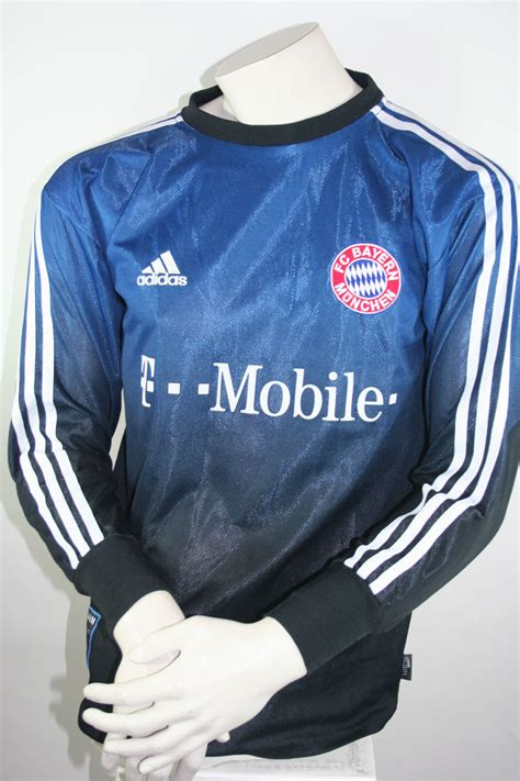 Authentic Jersey Adidas Germany 2002 2003 adidas fc bayern m nchen jersey goalkeeper 1 oliver kahn 2002 2003 quot s xs s m l xl buy