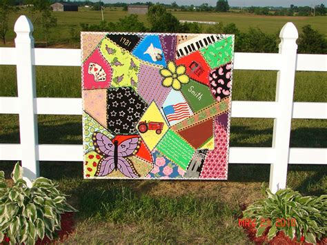 Quilt Trails by Barn Quilts And The American Quilt Trail In Kentucky