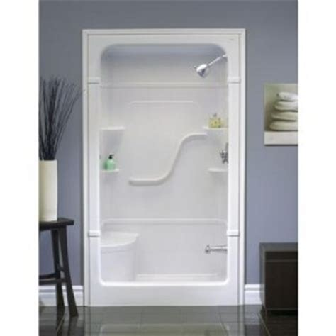 shower kits with bench shower kits for small bathrooms shower stall with seat