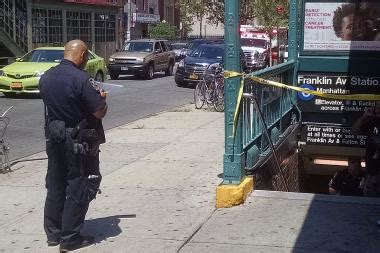 bed stuy cab service man fatally struck by c train in bed stuy nypd says bed