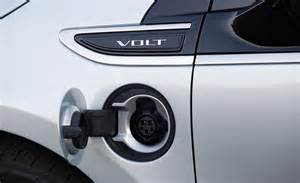 Chevrolet Volt Charger Car And Driver