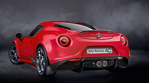 New Alfa Romeo 4c by 2017 New Alfa Romeo 4c