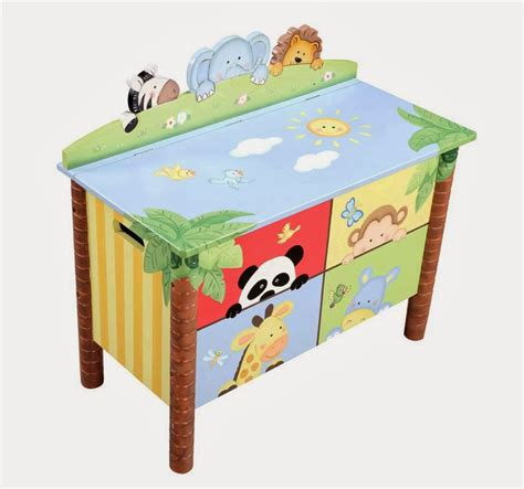 Safari Bookcase Children S Wooden Toys Toy Play Kitchen Furniture
