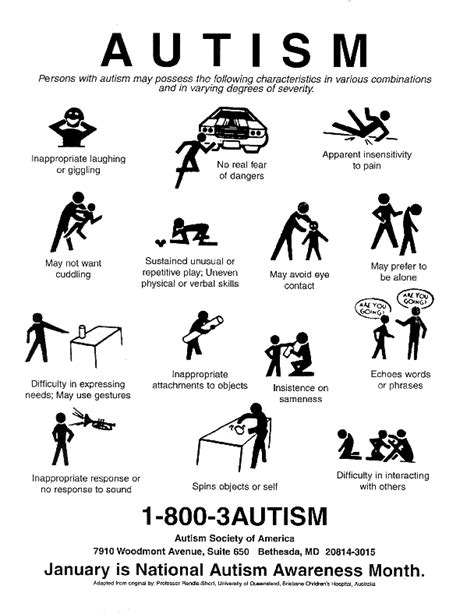 autismo test autism exceptionalities