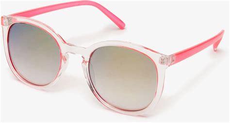 2 Die 4 Miu Miu Forma Cutout Sandals by Pastel Sunglasses 7 Reflective Sunglasses To Add A