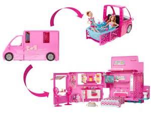 Barbie Table Barbie Camping Car Achat Vente Maison Poup 233 E Cdiscount