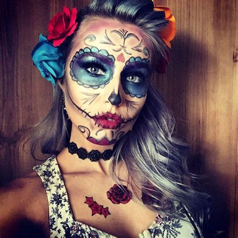 halloween themes for instagram the best halloween make up ideas from instagram photo 2