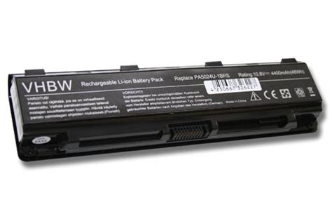 Adaptor Charger Original Toshiba Satellite C800 C800d C840 C840d C850 1 battery 4400mah black for toshiba satellite p870d p875