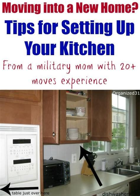 how to set up your kitchen 17 best images about movin on 2 bigger better on