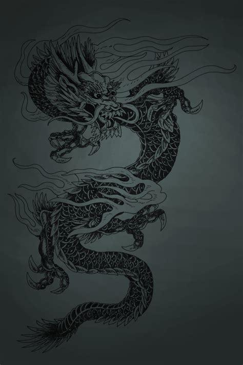 dragon wallpapers  iphone wallpapersafari