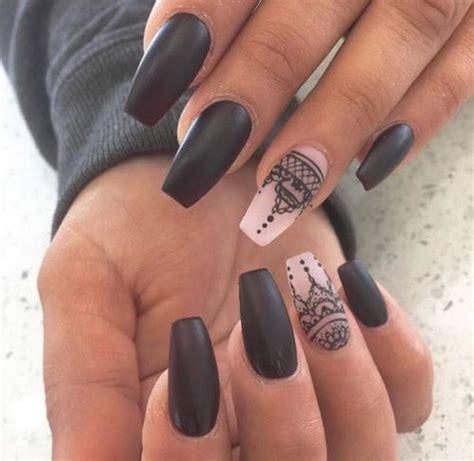 easy unique nails best 25 matte nail designs ideas on pinterest one color
