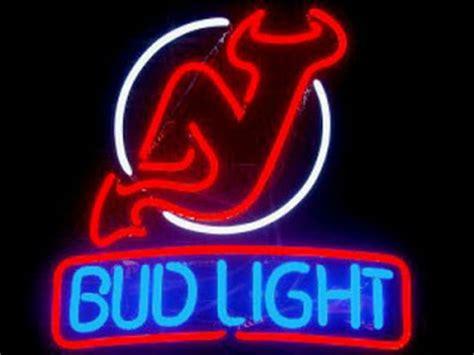 Bud Light Wiki by Wiki Neon Sign November 2012