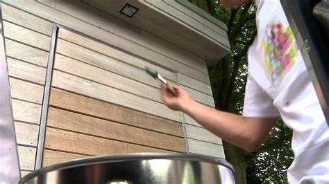 tuinhuis verven of beitsen tuinhuis beitsen met transparante afwerking xyladecor
