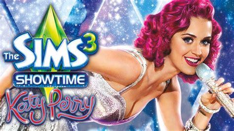 The Sims 2 Apartment Katy Perry Sims 3 Showtime Katy Perry Editon Ep 1 Creating Katy