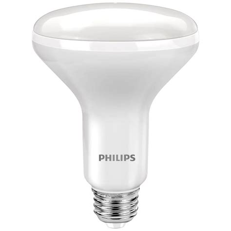 what is led light bulb philips 65w equivalent soft white br30 dimmable flood led