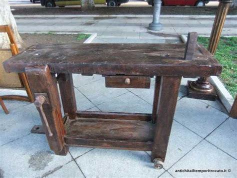 tavolo da falegname antico antichit 224 il tempo ritrovato antiquariato e restauro