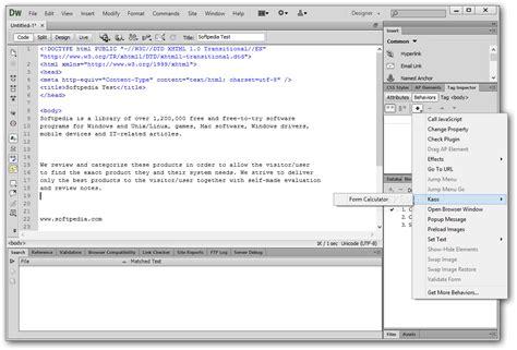 format html dreamweaver download form calculator for dreamweaver 1 2 5 incl crack