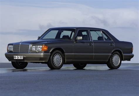 mercedes benz 300sel w126 1988 1991 factory workshop service manual mercedes benz model 126 service repair manual 1981 1982 1983 1984 1