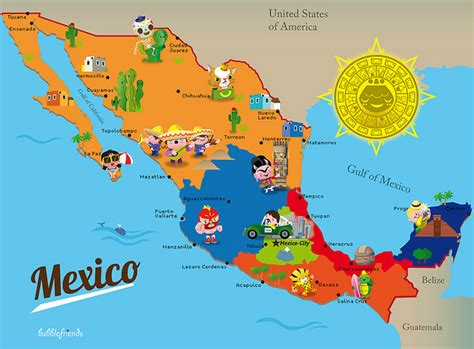 mexico map flickr photo