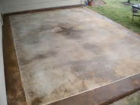 concrete color and design colors stained concrete patio plans landscaping