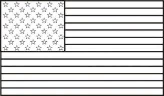 american flag coloring page american flag coloring page american flag