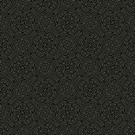 black pattern free download luxurious black damask patterns vector 02 vector pattern