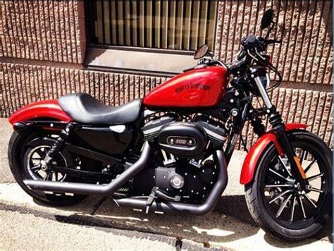 Harley Davidson Corning Ny by 2012 Harley Davidson Iron 883 Sportster Price 6 100
