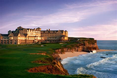 Northern California Resorts   The Ritz Carlton, Half Moon Bay
