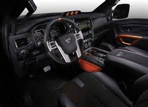 Nissan Taitan Nissan Titan Warrior Concept 2016 2017