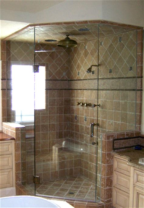 Does The Frameless Shower Doors Shower Doors Michael S Glass Company
