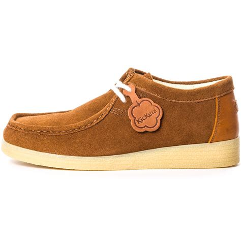 Kickers Casual 3 kickers dinku mens casual shoes in