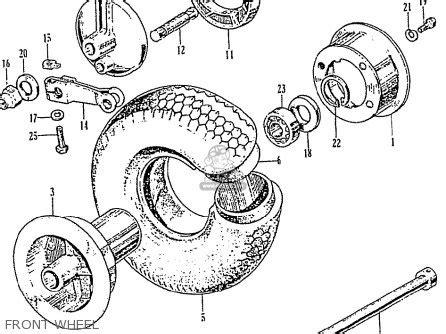 honda z50a engine diagram honda wiring diagram and