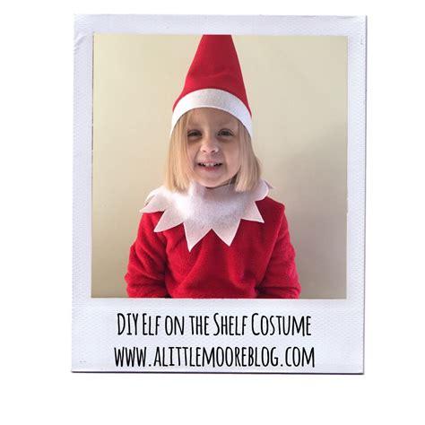 On A Shelf Costume by Diy On The Shelf Costume A