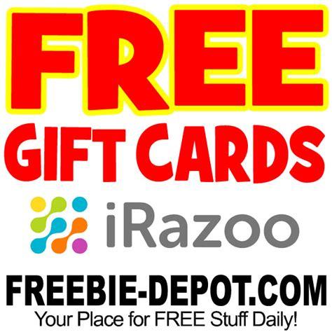 Free Gift Cards Online - free gift cards online 500 free points freebie depot