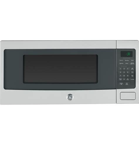 Ge Spacemaker Countertop Microwave ge profile series 1 1 cu ft countertop microwave oven