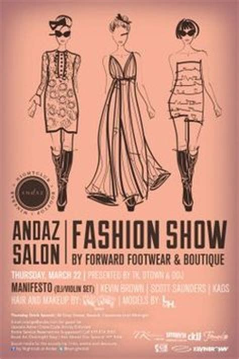 Fashion Show Ticket Template by 1000 Images About Photoshop Marketing Fashion On