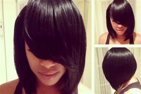 Bob Hairstyles For Black 2015 by Bob Hairstyles For Black 2015 Fashion And