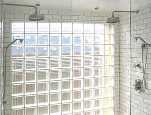 Glass Block Bathrooms » New Home Design