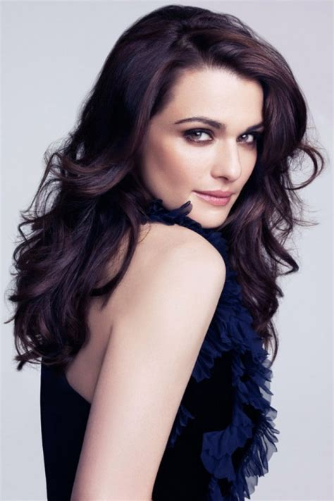 older actresses with dark hair cele bitchy rachel weisz didn t fall for daniel craig at