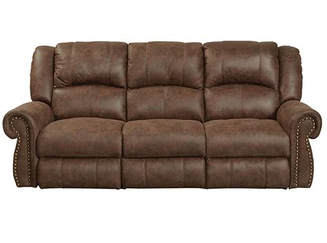 Catnapper Westin Reclining Sofa   Delano's Furniture and