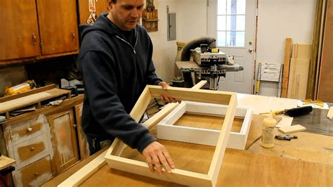 one of a woodworking woodworking how to make a wood picture frame with