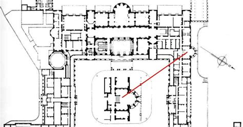 palace floor plans houses of state buckingham palace